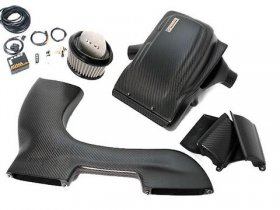 ARMASpeed Hyper Flow Carbon Fiber Intake Kit Variable Gloss or Matte Finish BMW 135i E8X N54B30 08-10