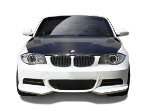 Extreme Dimensions Aero Function AF-1 Carbon Fiber Hood 2008 - 2013 BMW 1 Series