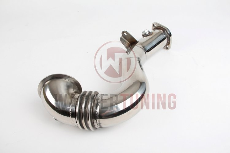 Wagner 70MM DOWNPIPE KIT BMW N54 135I 1M 335I - Click Image to Close