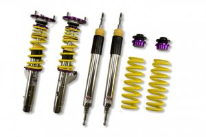 KW Clubsport Coilover Kit V3 BMW 135I 128I 2008 - 2010