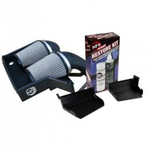 AFE Performance Magnum FORCE Stage-2 PRO DRY S Intake w/ Scoops BMW N54