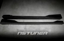 N5TUNER SIDE SKIRTS 1 SERIES 1M 135i 128i E82