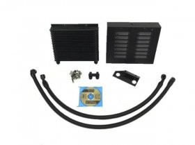 Evolution Racewerks N54 Sports Series Oil Cooler Upgrade Kit
