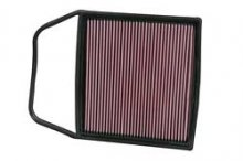 K&N Drop In Air Filter BMW 135i 335i 535