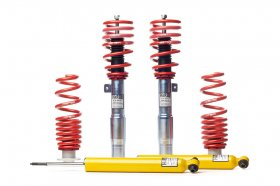 H&R Premium Performance Kit Coilovers BMW 128i 135i E82 2008 - 2013