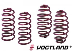 Vogtland Sport Springs BMW 1-Series 2008 - 2012