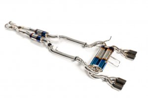 Exoticspeed RII-T Exhaust BMW M3 E92 2007 - 2012