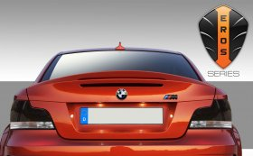 Extreme Dimension Eros Version 1 Wing Trunk Lid Spoiler BMW E82 E88 1M 135i 128i 2010 - 2013