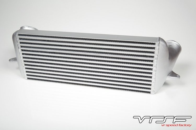 "VRSF 5"" Stepped Intercooler & Lower Charge Pipe Kit 07-12 135i/335i/535i/X1/Z4 N54 & N55 E82/E84/E89/E60/E90/E92 - Click Image to Close"