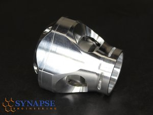 Synapse Engineering Universal Radial R35V BOV w/o Flanges