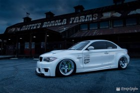 N5tuner Widebody BMW 1 SERIES E82 E88 135I 128I