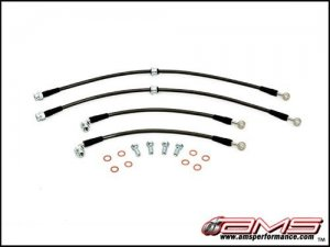 AMS Performance Brake Lines BMW 135i E82 2008 - 2013
