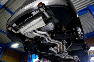Armytrix Valvetronic Exhaust System BMW M235i 2014