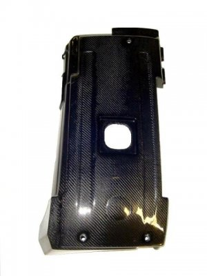 Evolution Racewerks N54 Carbon Fiber Engine Cover
