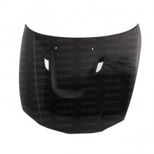 Seibon BM style carbon fiber hood for 2008 - 2012 BMW E82