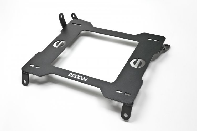 Sparco 600 Series Driver Side Seat Bracket BMW 1 Series - Click Image to Close