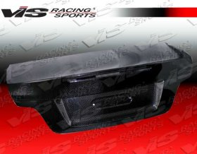 Vis Racing Oem Style Carbon Fiber Trunk 2008-2012 Bmw 1 Series E82 2Dr