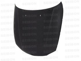 Seibon OEM Style carbon fiber hood for 2008 - 2012 BMW E82