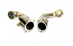 AGENCY POWER DOWNPIPES BMW 135I 335I N54 07-09