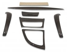 N5tuner Carbon Fiber Interior Trim 135 E82 1 Series