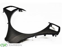 RW Carbon BMW E82 E9X Carbon Fiber Steering Wheel Trim