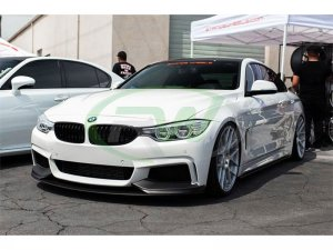 RW Carbon BMW F32 F33 F36 Performance Style Front Lip