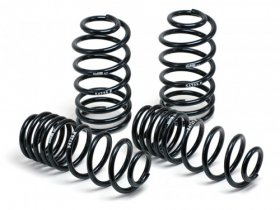 H&R Sport Lowering Springs 2008 - 2013 BMW 128i 135i E82
