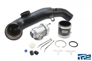 Treadstone Performance Charge Pipe 135i N54