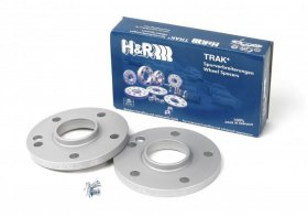 H&R TRAK+ DR 10mm Wheel Spacer BMW