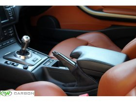 RW Carbon E-Brake Handle in Carbon Fiber BMW