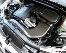 Exotic Speed Carbon Fiber Intake Kit 335i N54