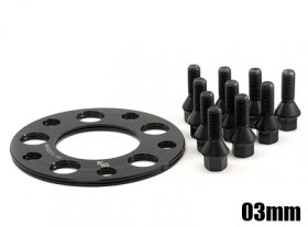 MACHT SCHNELL BMW Competition Wheel Spacer Kit - 5mm