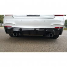 DINMANN BMW F22 2 SERIES CARBON FIBER REAR DIFFUSER