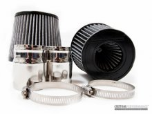 CP-E Dflow BMW n54 Dual Cone Intake System in Polished or Black