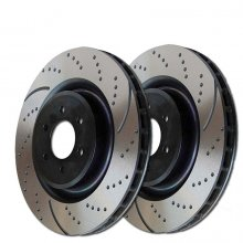 EBC Rear Sport Rotors BMW 135i 2008 - 2013