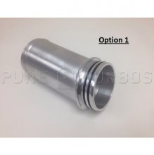 Pure Turbos High Flow Inlet Pipe Option 1 N55 BMW F Series M235i 335i