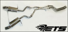 ETS N54 BMW 335i Exhaust System