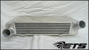 "ETS 7"" Intercooler Upgrade Kit BMW 135i 1M N54 N55 2007-2013"