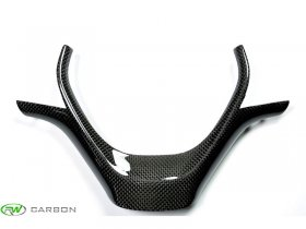 RW Carbon BMW F30 F32 Carbon Fiber Steering Wheel Trim