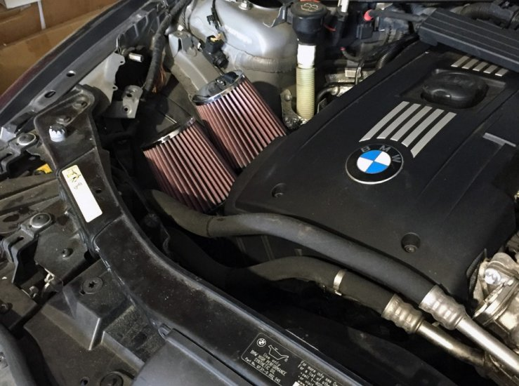VRSF Stainless Steel Upgraded Inlet Intake Kit 2007 - 2013 BMW N54 335i E90/E92 - Click Image to Close