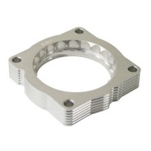 AFE Silver Bullet Throttle Body Spacer BMW 335i 135i 11-13 3.0L N55