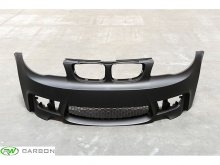 N5TUNER BMW E82 E88 1M Style Front Bumper with Foglights