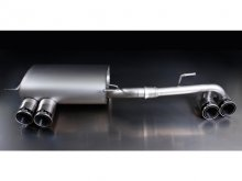 REMUS Axle-Back Exhaust System BMW 135i E82 2008 - 2013