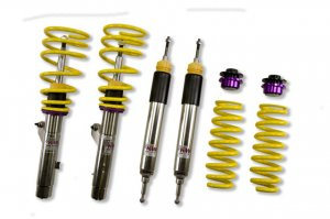 KW Coilover Kit V3 BMW 135I 128I 2008 - 2010
