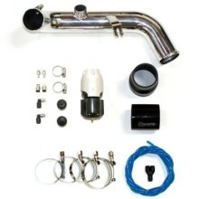 Synapse Synchronic BOV Polished Charge Pipe BMW N54 135i 335i