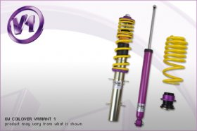 KW Coilover Kit V1 BMW 135I 128I 2008 - 2010