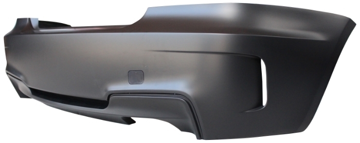 N5Tuner BMW E82 1M STYLE REAR BUMPER - Click Image to Close