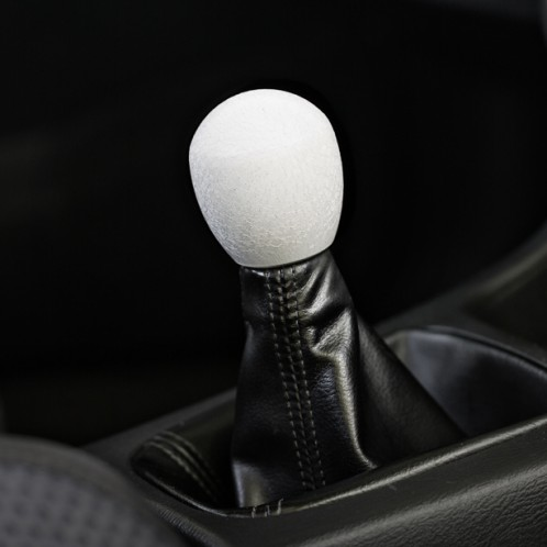 Raceseng SLAMMER WRINKLE Shift Knob wtih BMW Adapter - Click Image to Close