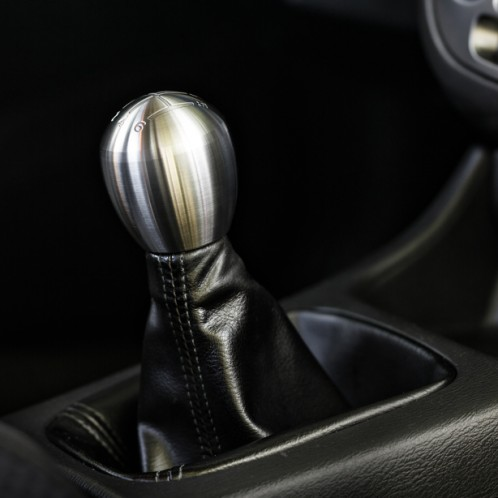 Raceseng SLAMMER Shift Knob WITH SHIFT PATTERN wtih BMW Adapter - Click Image to Close