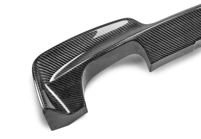 Seibon Carbon Fiber Rear Diffuser for 2008-2012 BMW E82 2DR 1M Coupe - Click Image to Close